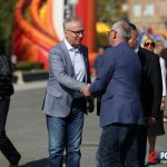 Potpisivanje koalicijskog sporazuma SDP, HNS, HSU, HSS, Laburisti