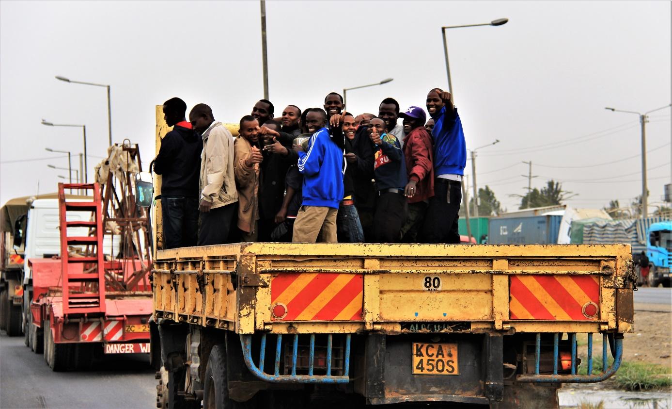 kršćanska web mjesta za upoznavanje Kenija