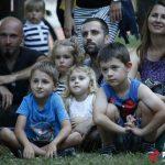 Ljeto na Zrinskom - KUFER-ov cirkuski ulični performans EL CRIC