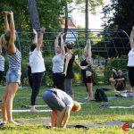 Ljeto na Zrinskom - Yoga