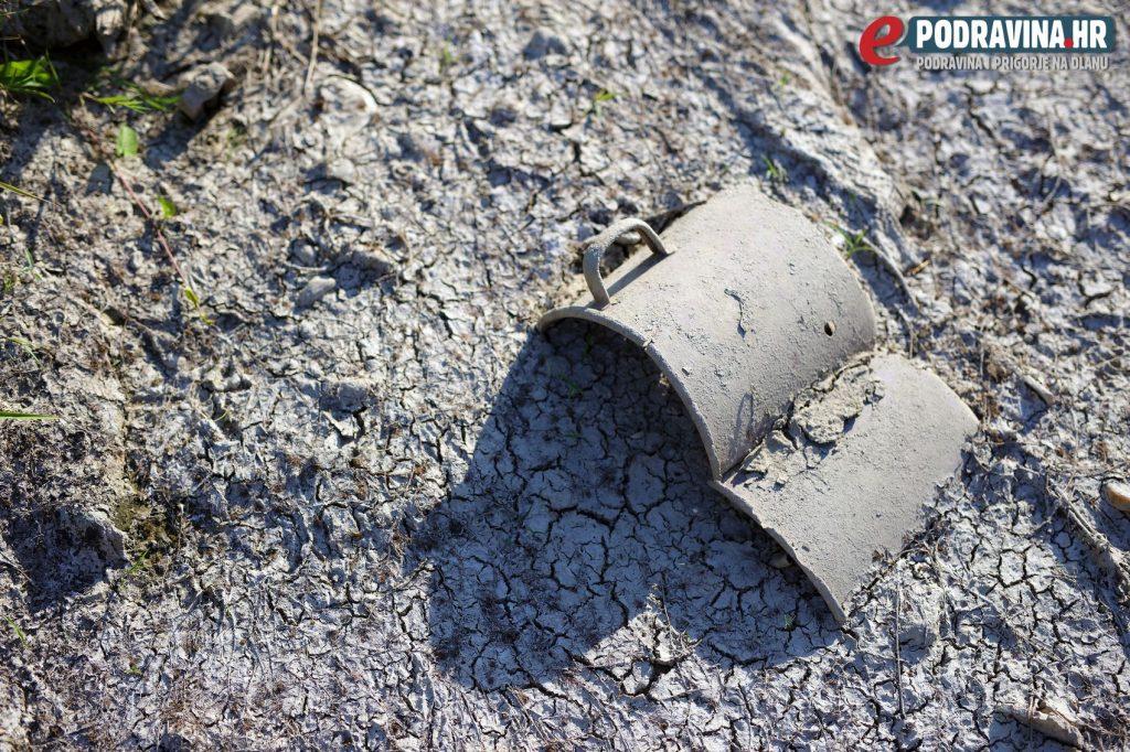 Presušeni potok Koprivnica