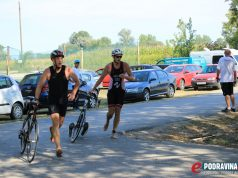 Triatlon Šoderica 2017