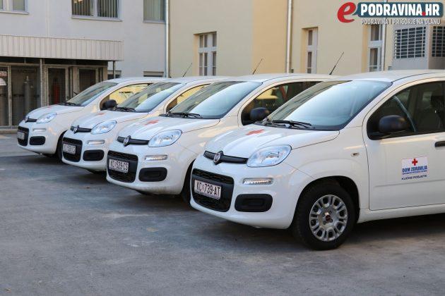 Fiat Panda, dom zdravlja, primopredaja vozila