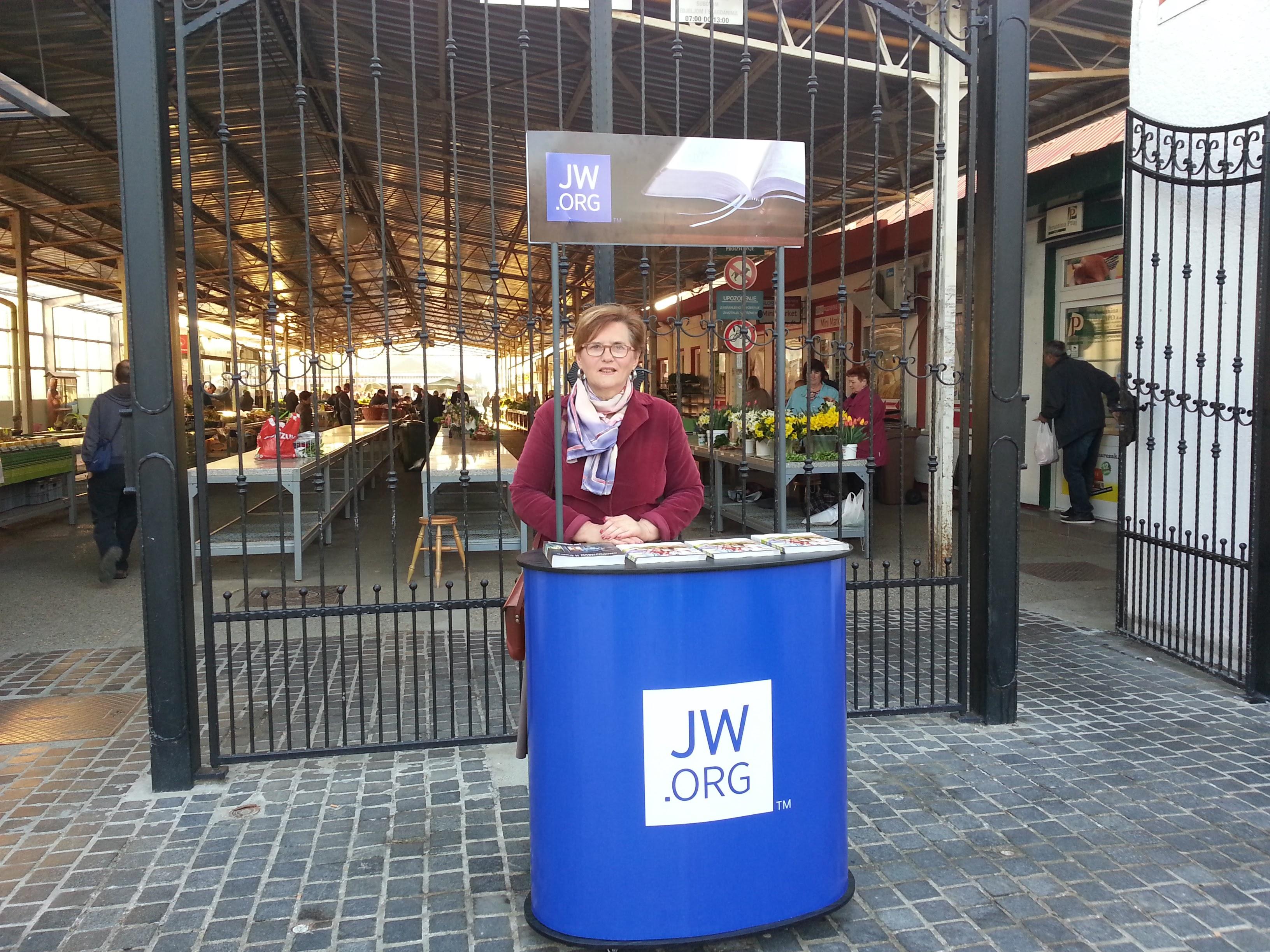 Besplatno web mjesto za svjedoke Jehova