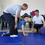 """projekt New challenges for children with disabilities""""(Novi izazovi za djecu s teškoćama u razvoju"""