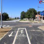 Otvorenje spojne ceste, Čarda - Koprivnica