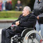 Maraton invalida u kolicima - Zrinski trg Koprivnica