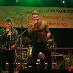 Humanitarni koncert - Udruga Maslačak, Luka Nižetić