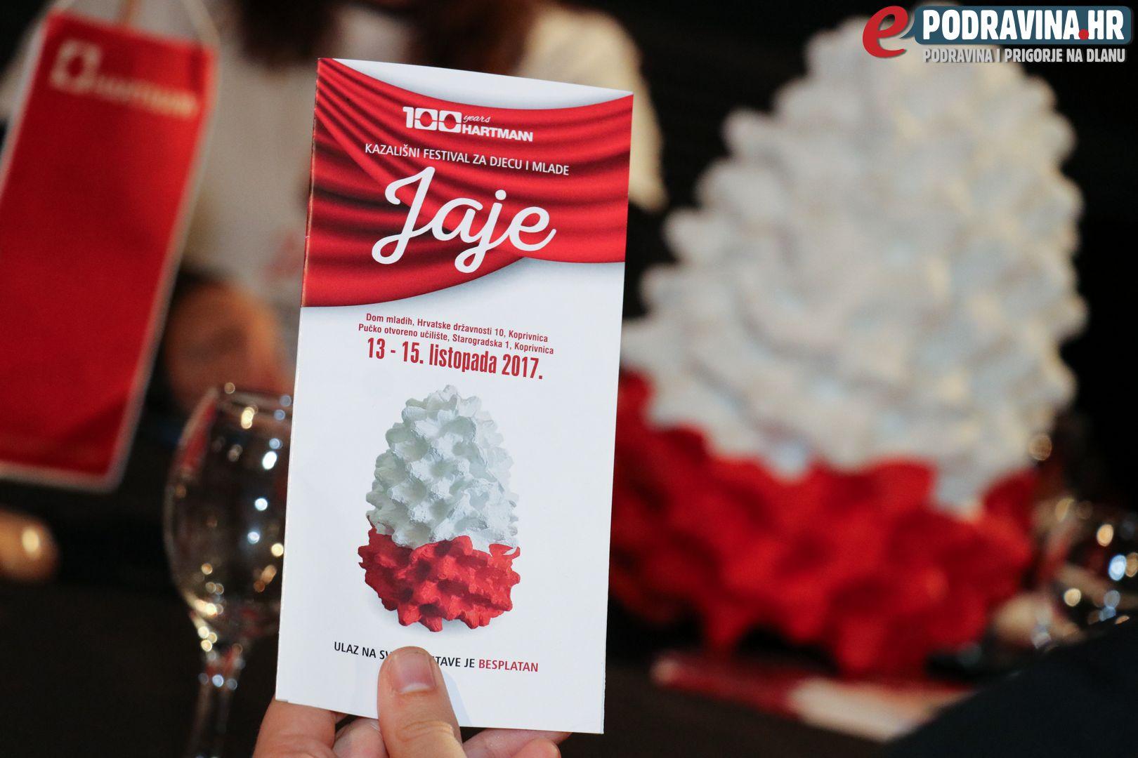 Kazališni festival za djecu i mlade Jaje - Pressica 09.10.2017. // Foto: Matija Gudlin