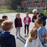 Susret prijateljstva Područne škole Lepa Ves i Područne škole Bakovčica ''Gupčevim krajem''