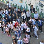 Obilježavanje Dana kravate u Osnovnoj školi Grgura Karlovčana // Foto: djurdjevac.hr
