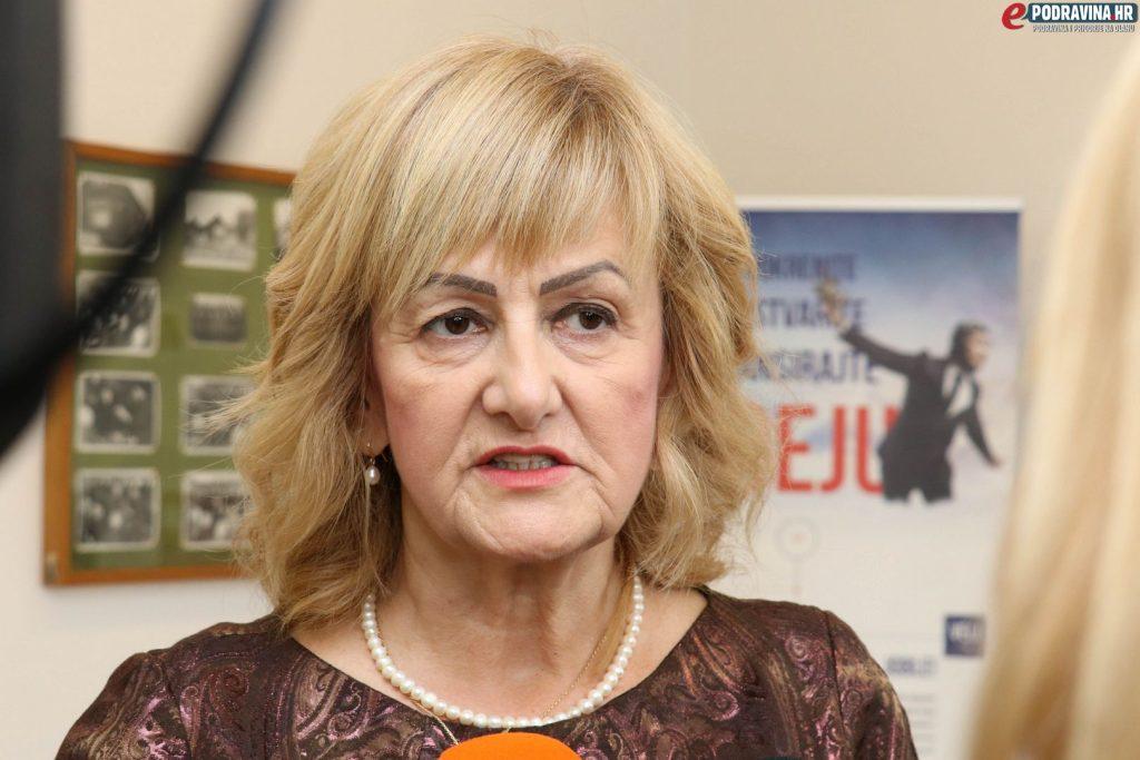 Tajnica Udruženja obrtnika Jasmina Markota // Foto: Matija Gudlin