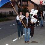 Prosvjed Koprivnički Ivanec