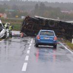 Prometna nesreća - Šemovci