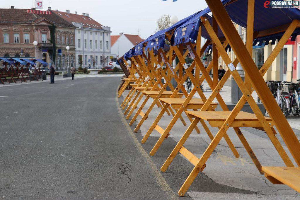 Zrinski trg // Foto: Matija Gudlin