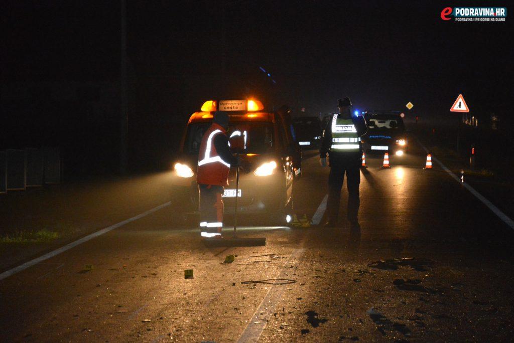 Prometna nesreća -Sv. Ivan Žabno