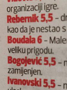 Prekršten Selim Bouadla u Sportskim novostima // Foto: ePodravina