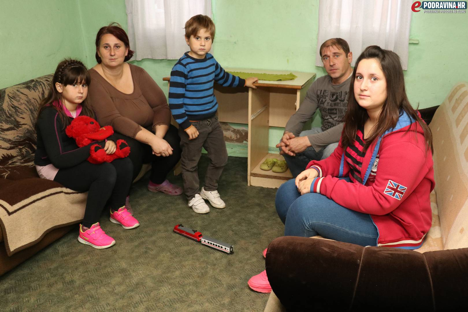 Obitelj Kerovec // Foto: Matija Gudlin