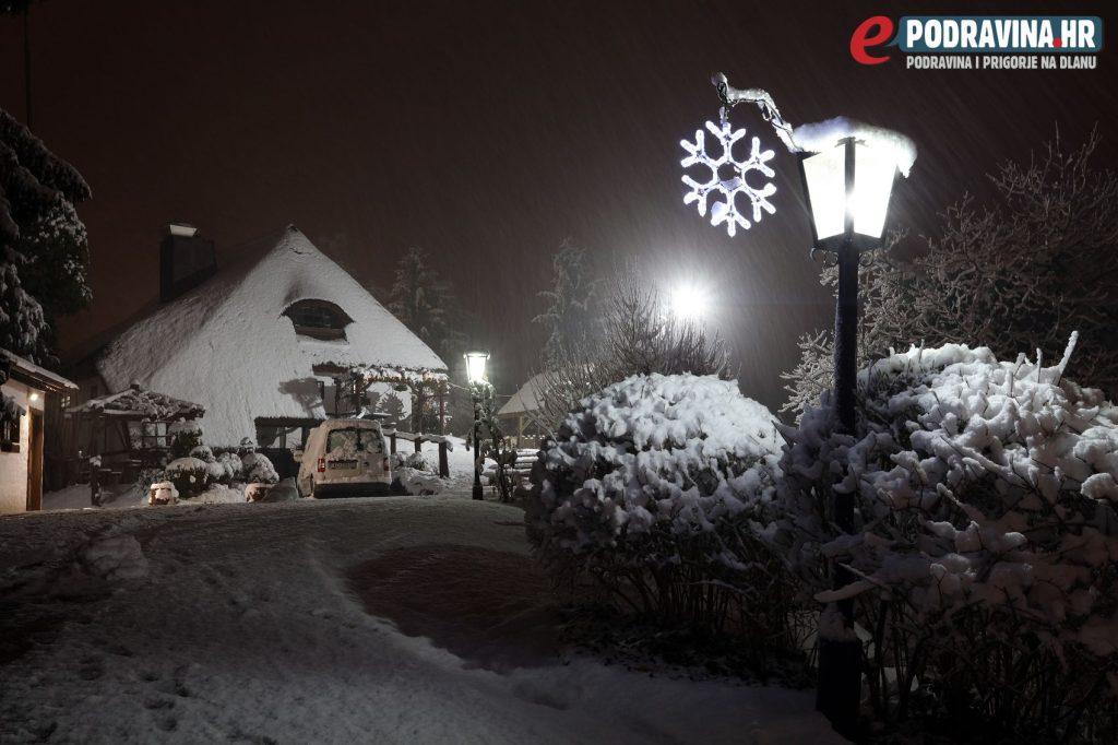 Prvi snijeg