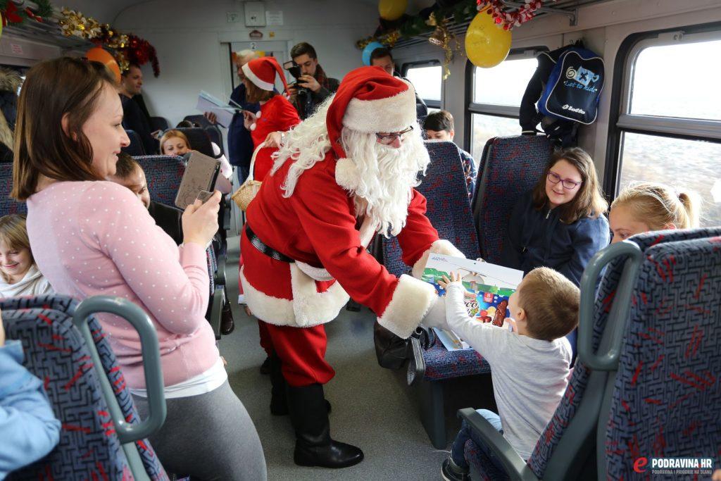 Tin Express - Vlak Djeda Mraza