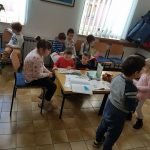 Vrtićanci posjetili Malu knjižnicu u Stomatološkoj ordinaciji
