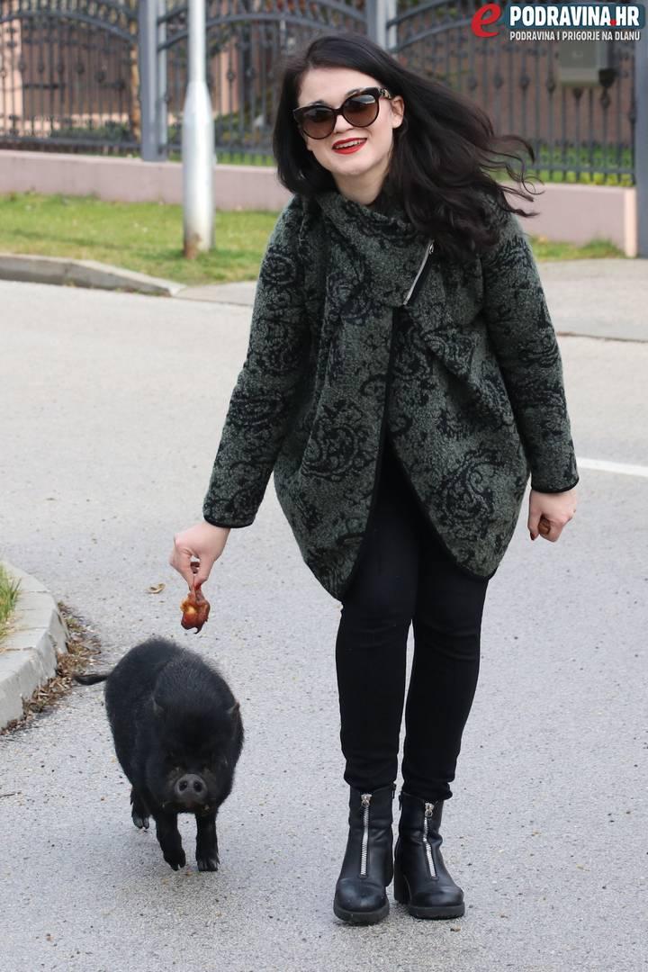 Romana Pavliša i Tonkec // Foto: Matija Gudlin