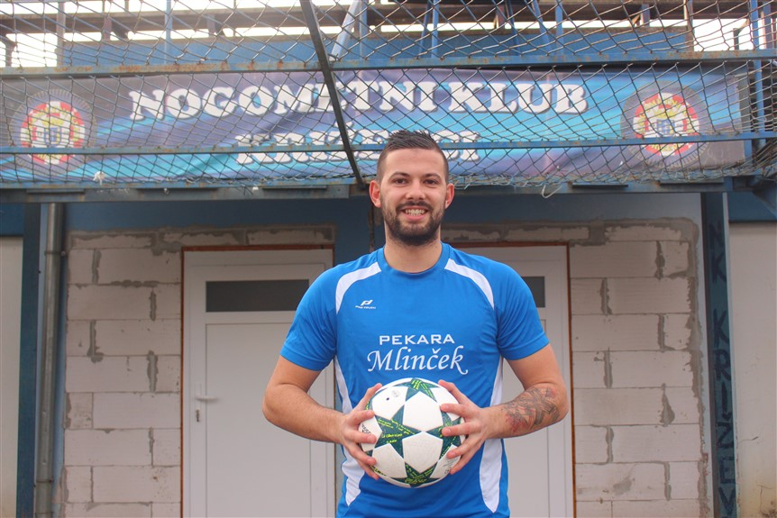 Marko Švagelj // Foto: NK Križevci