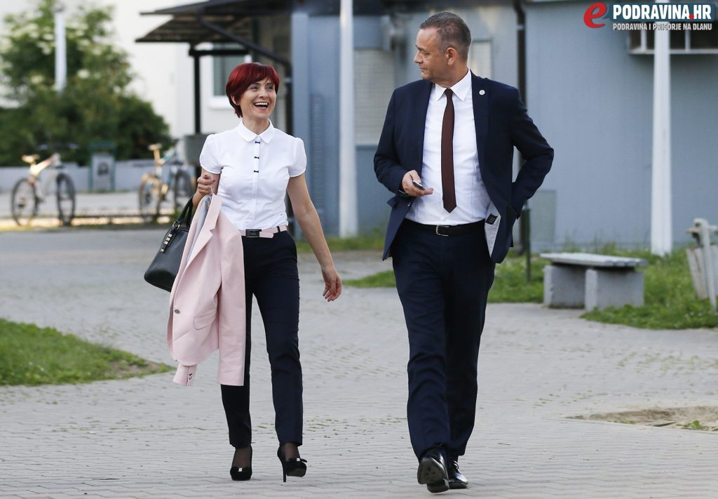 Marcela i Darko Koren // Foto: Matija Gudlin