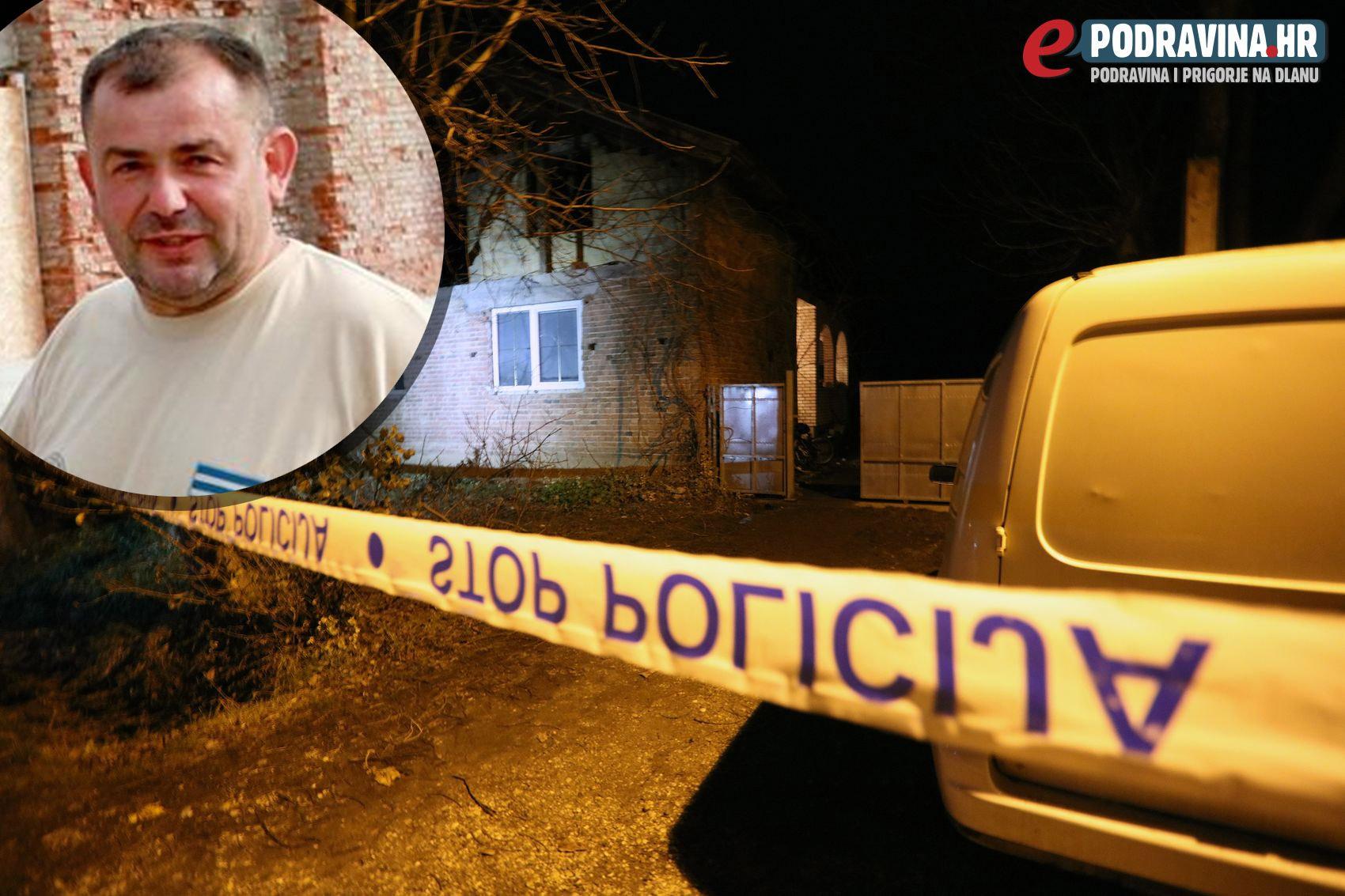 Kuća u kojoj se dogodilo ubojstvo // Foto: Ivan Brkić