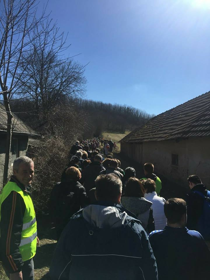 Križni put Župe Kozarevac // Foto: Turistička zajednica područja Dravski Peski