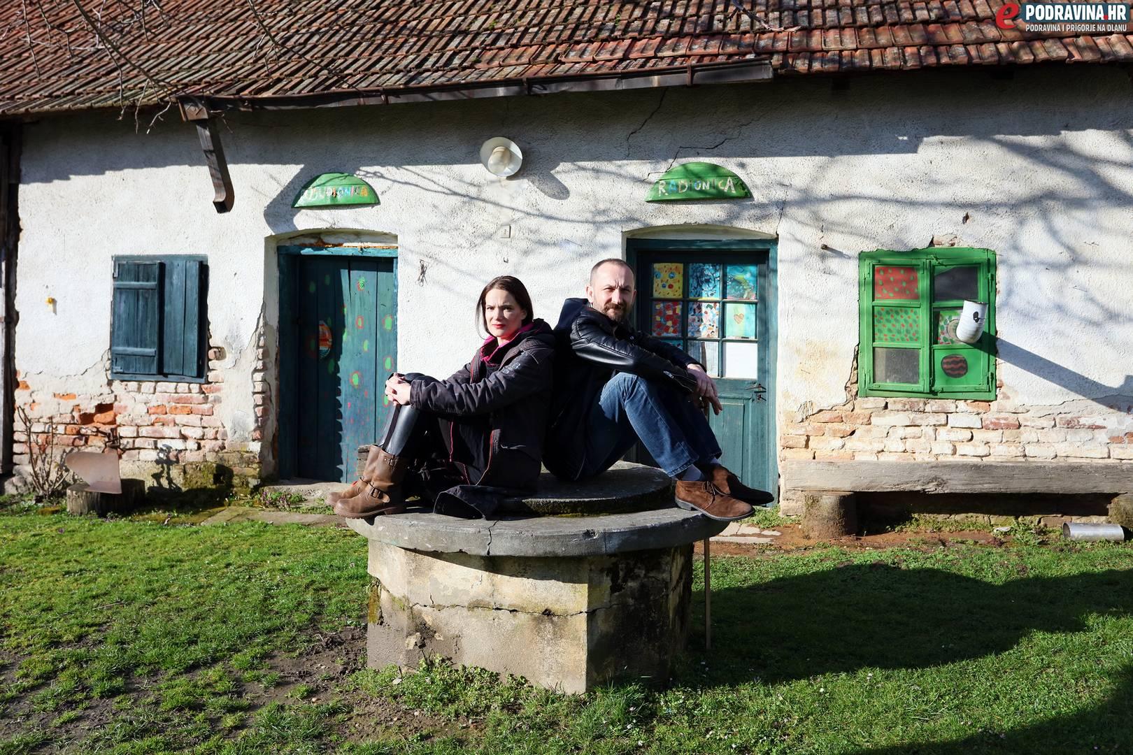 Sven Šestak i Andrea Živko
