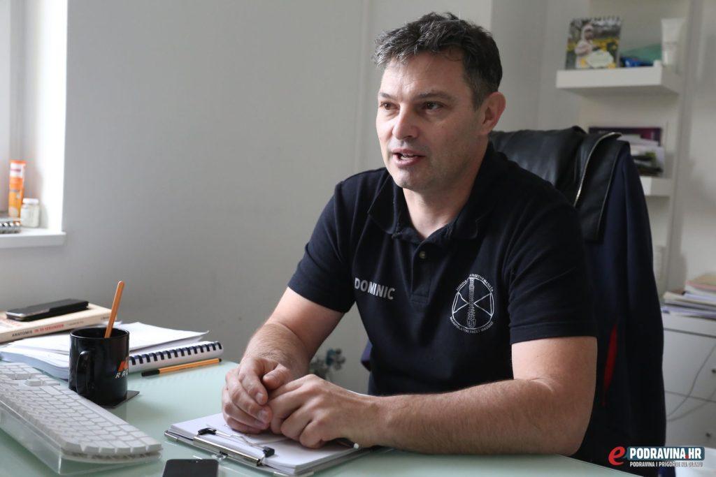 Dominic Tešić Dado, Pitomača, Medicatus