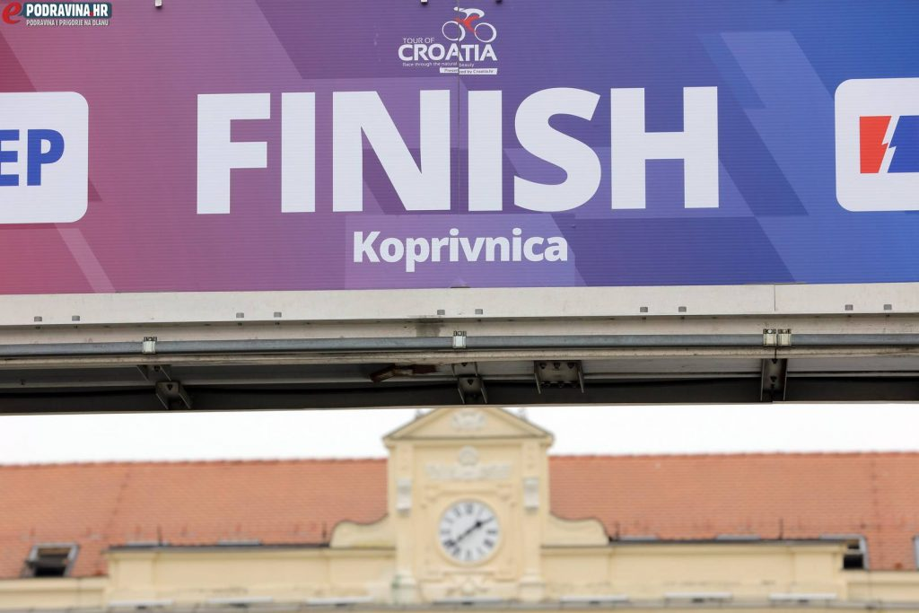 Tour of Croatia - pripreme