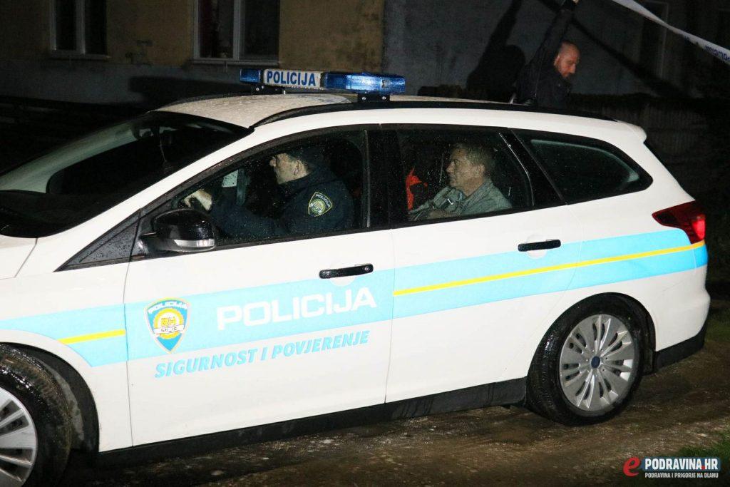 Ubojstvo u Budančevici