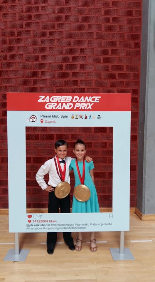 Zagreb Dance Grand Prix // Foto: SPK Ritam