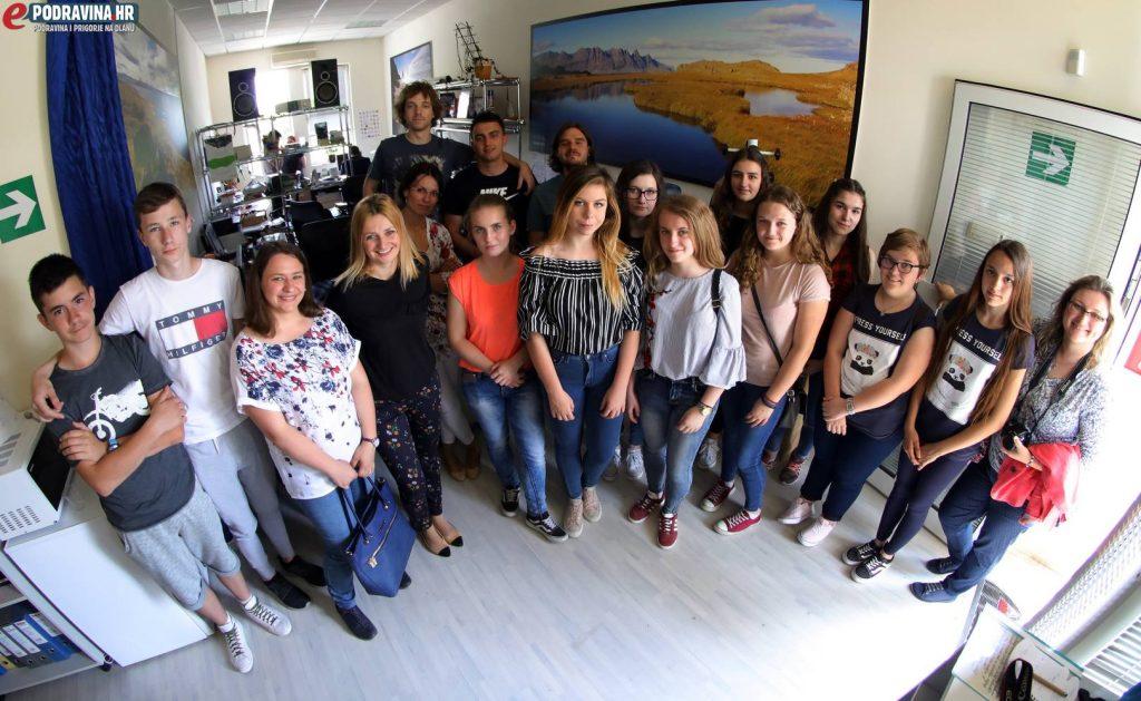 Učenici u ePodravini