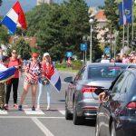 Doček Vatrenih u Zagrebu