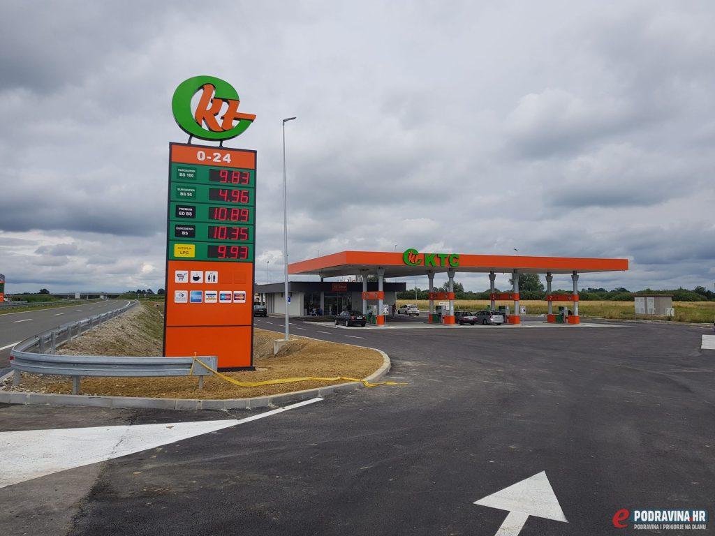 KTC Benzinske postaje i restoran