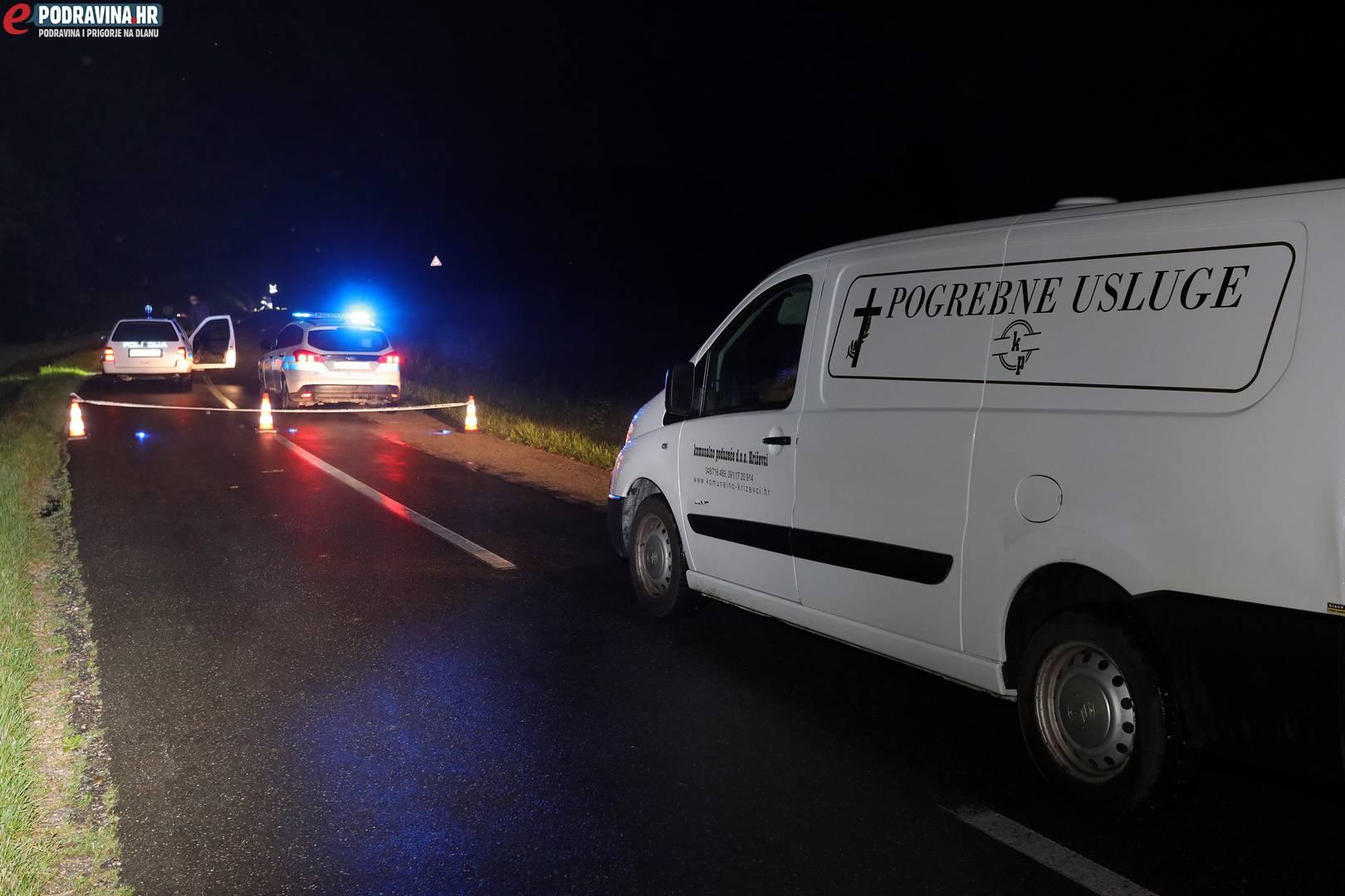 Poginuli vozač u Križevcima