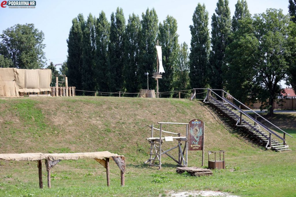 Renesansni festival pripreme