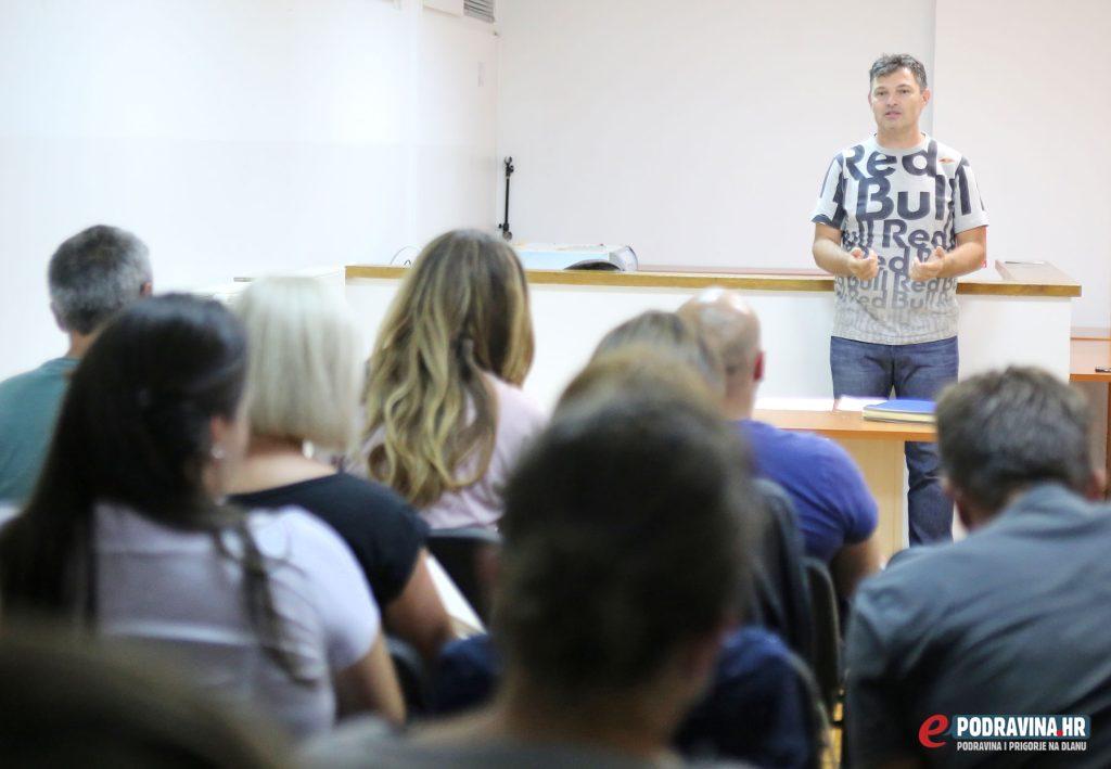 Dominic Tešić Adyto akademija
