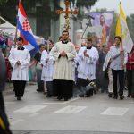 Sveta Nedjelja Ludbreg - Procesija i Misa