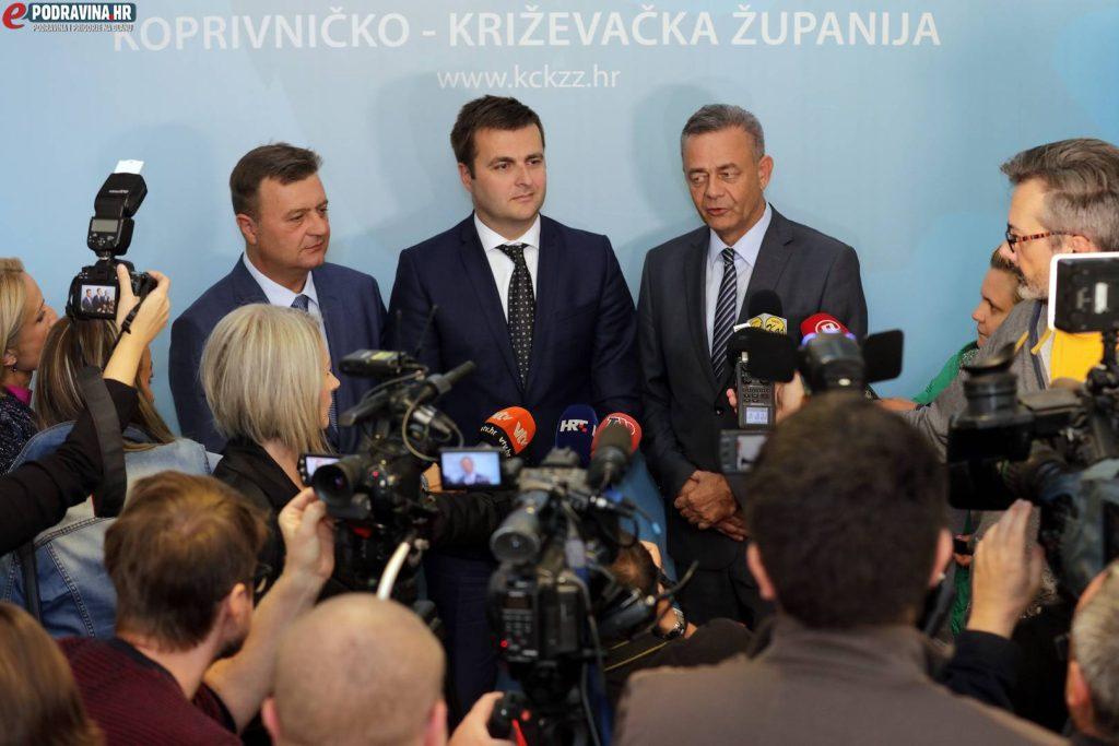 Tomislav Čorić u Koprivnici