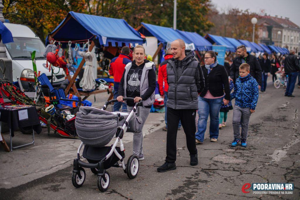 Dan grada Koprivnice, sajam obrtnika 2018