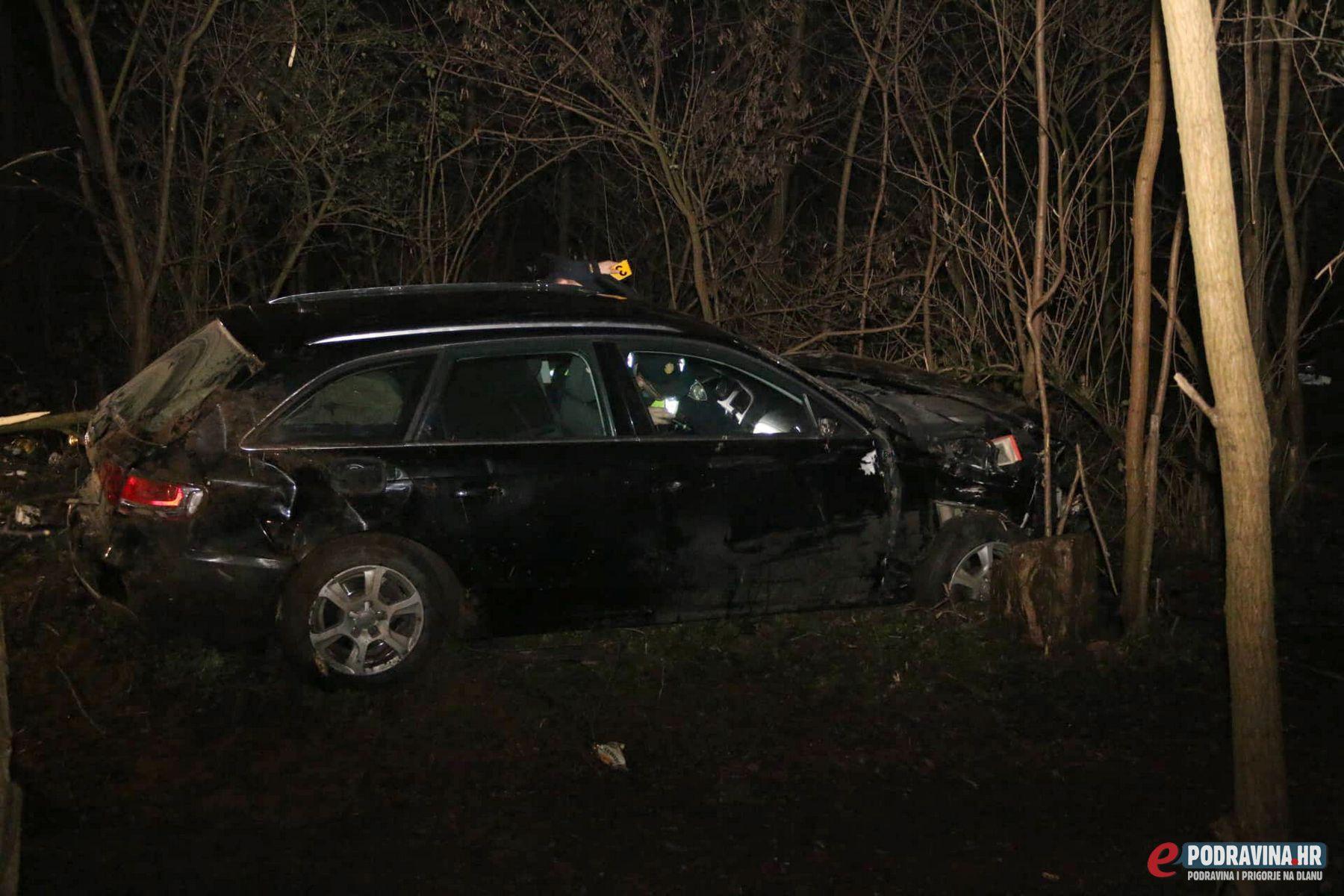 Prometna nesreća - Stiska Đurđevac