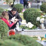 Sesvete - Svi Sveti - Koprivnica, Groblje Pri sv. Duhu