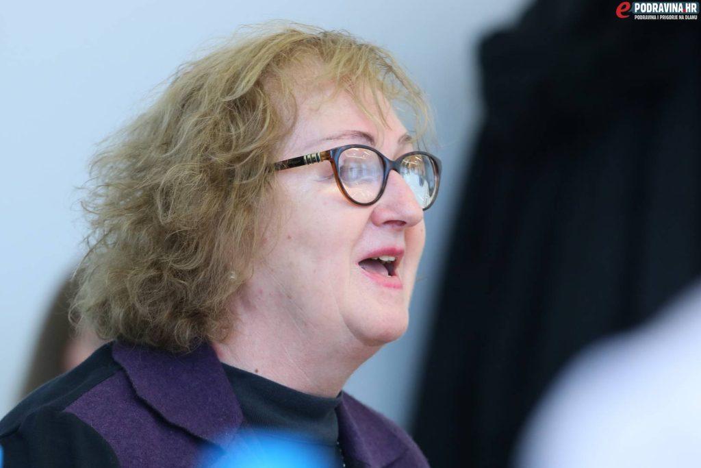 Prijam za predstavnike udruga osoba s invaliditetom u povodu Međunarodnog dana osoba s invaliditetom // Foto: Matija Gudlin