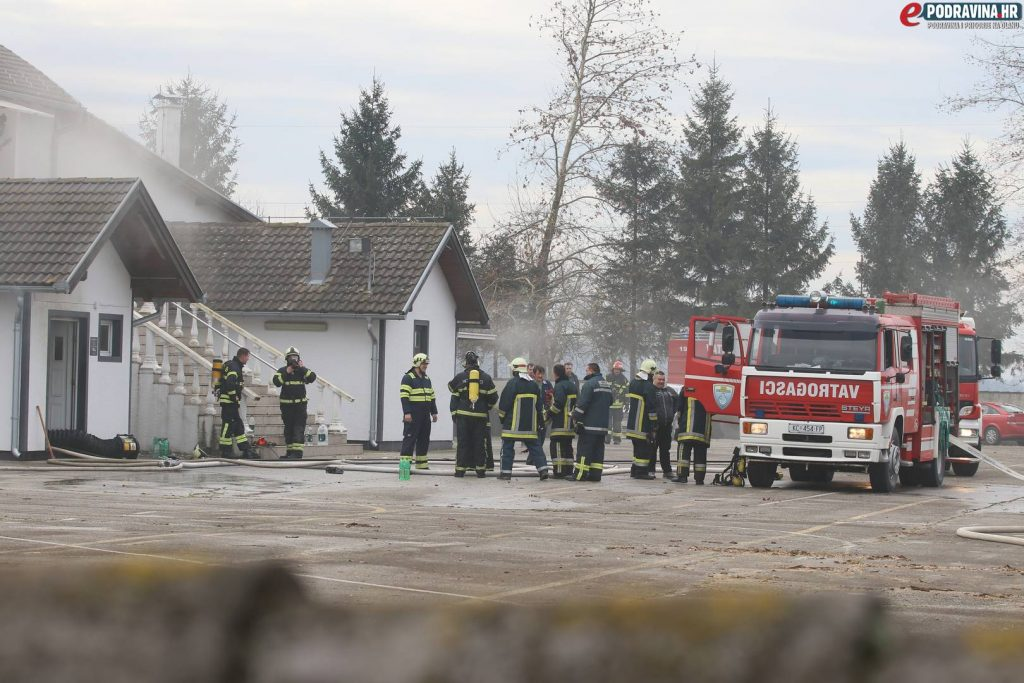 Valentino, požar // Foto: Matija Gudlin