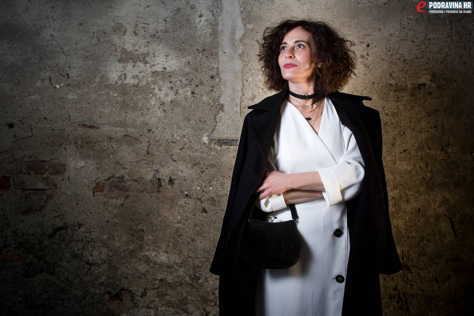 Marija Vargantolić // Foto: Matija Gudlin