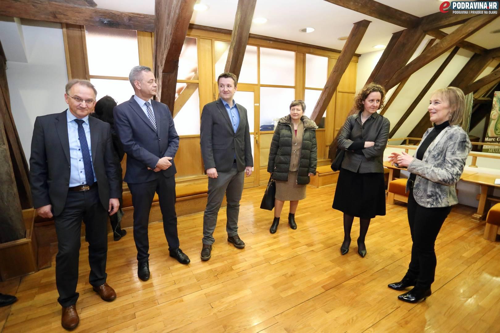Ministrica kulture Nina Obuljen Koržinek // Foto: Matija Gudlin